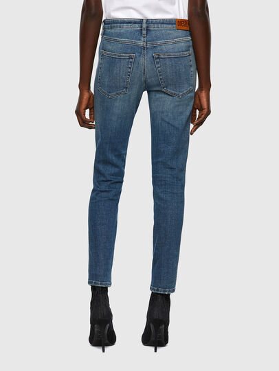 Diesel - Babhila 09A01, Blu medio - Jeans - Image 2