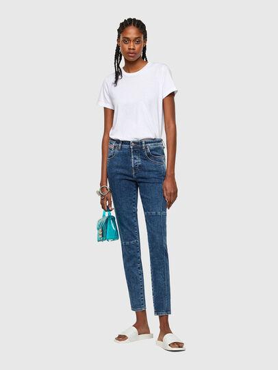Diesel - Babhila 009VC, Bleu moyen - Jeans - Image 5