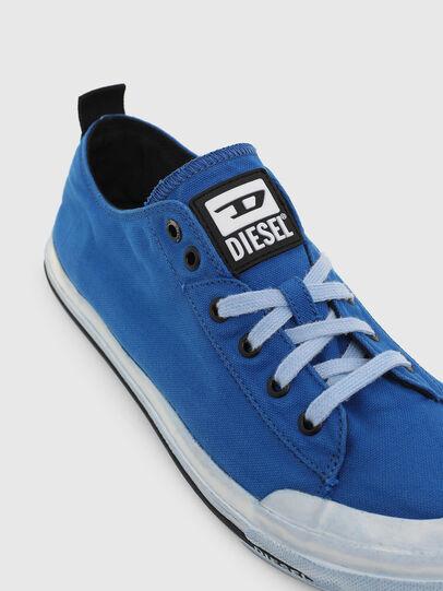 Diesel - S-ASTICO LOW CUT, Blu - Sneakers - Image 4