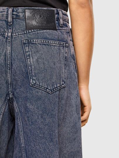Diesel - D-Spritzz 009RP, Bleu Foncé - Jeans - Image 4