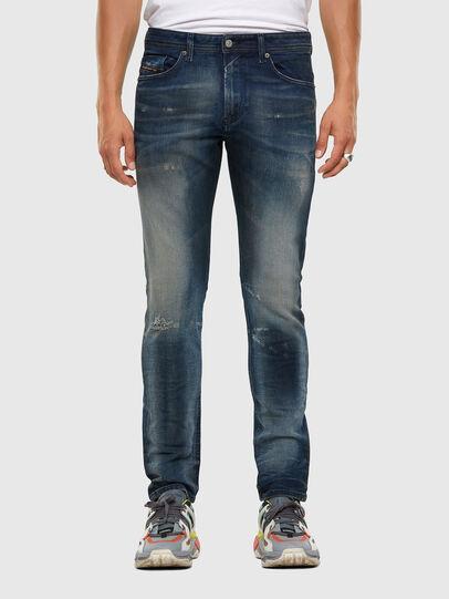 Diesel - Thommer 009FL, Mittelblau - Jeans - Image 1