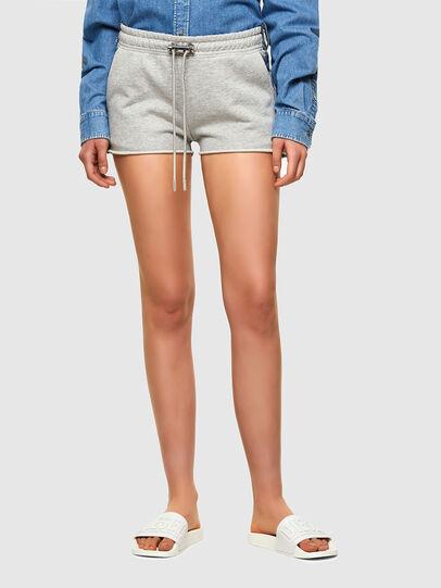 Diesel - S-PAM, Bleu/Gris - Shorts - Image 1