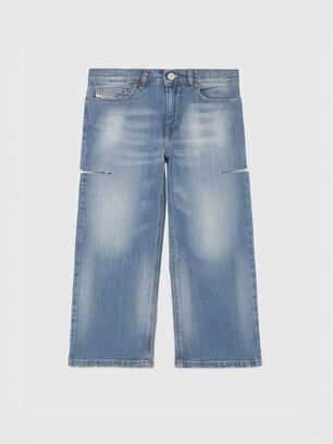 WIDEE-J-SP1, Bleu Clair - Jeans