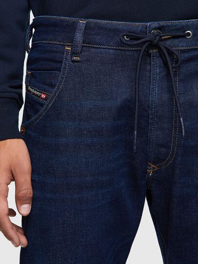 Diesel - Krooley JoggJeans® Z69VI, Bleu Foncé - Jeans - Image 4