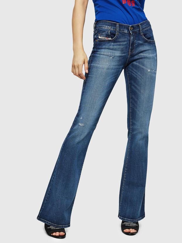 D-Ebbey 069FY, Mittelblau - Jeans