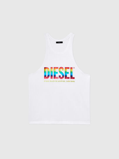 Diesel - BMOWT-LOCOARM-P, Weiß - Oberteile - Image 1