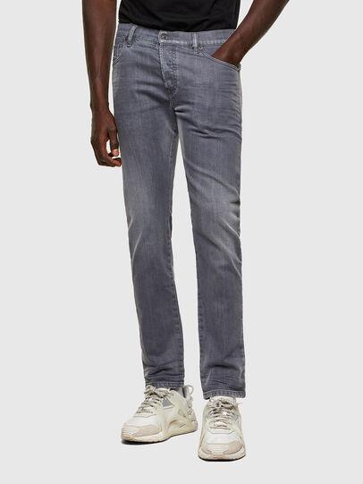 Diesel - D-Yennox 009PB, Gris Clair - Jeans - Image 1