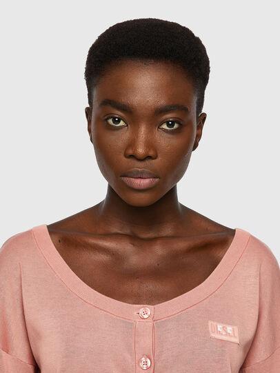 Diesel - M-COLUMBIA, Pink - Knitwear - Image 3