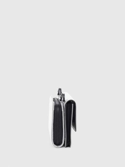Diesel - DUPLET LC, Silber - Portemonnaies Zip-Around - Image 3