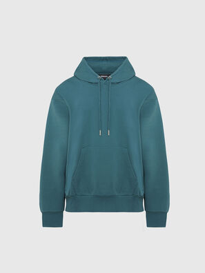 S-ALBY-COPY-J1, Dunkelgrün - Sweatshirts
