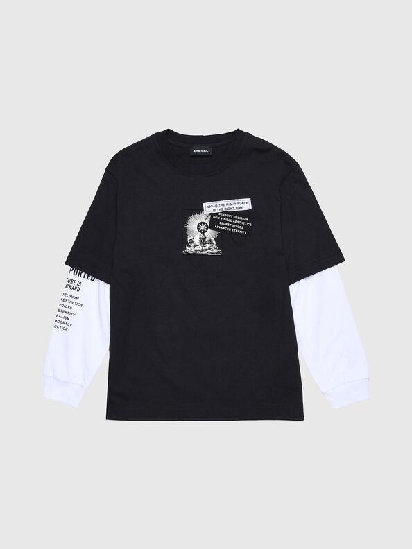 TSHOOTYA OVER,  - T-Shirts und Tops