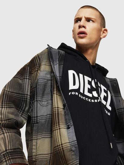 Diesel - S-MINER, Braun - Hemden - Image 3