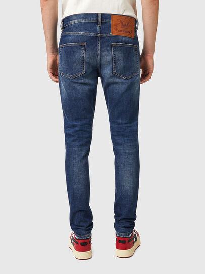Diesel - D-Strukt 09A92, Blu medio - Jeans - Image 2