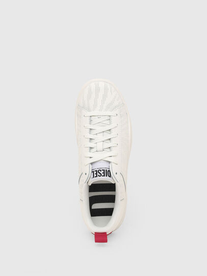 Diesel - S-CLEVER LOW LACE W, Blanc - Baskets - Image 6