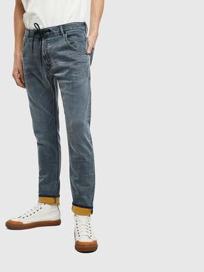 Krooley JoggJeans 069LT, Dunkelblau - Jeans