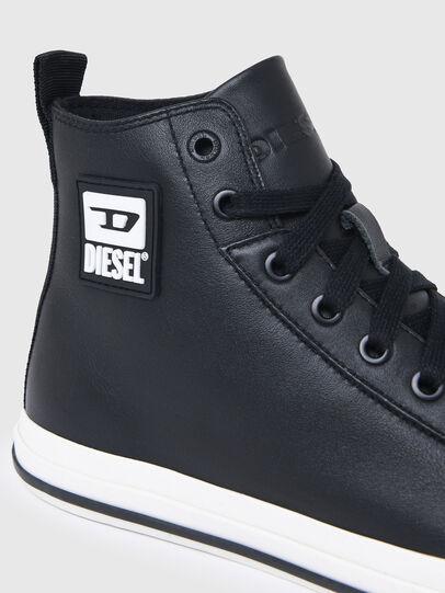 Diesel - S-ASTICO MID CUT W, Black - Sneakers - Image 4