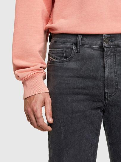 Diesel - D-Amny JoggJeans® 09A74, Noir/Gris foncé - Jeans - Image 4