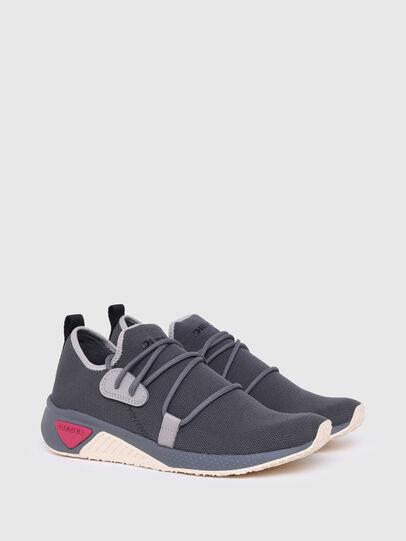 Diesel - S-KB SLE W, Grigio - Sneakers - Image 2
