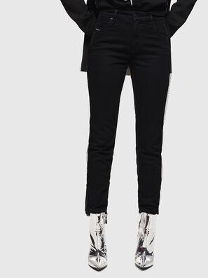 Babhila 0NAZH, Schwarz/Dunkelgrau - Jeans