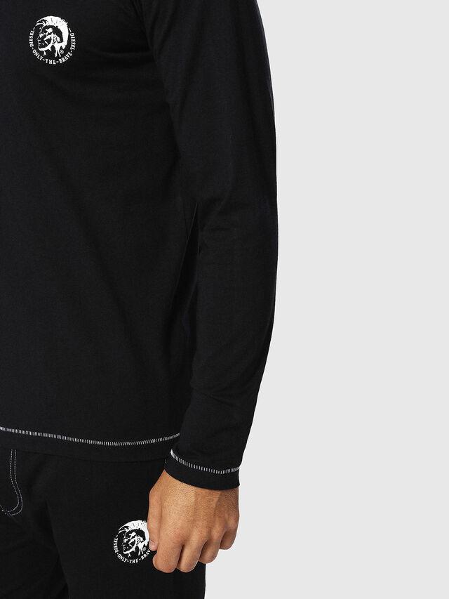 Diesel UMLT-JUSTIN, Schwarz - T-Shirts - Image 3