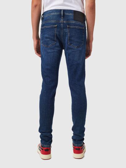 Diesel - D-Istort 09B31, Bleu Foncé - Jeans - Image 2