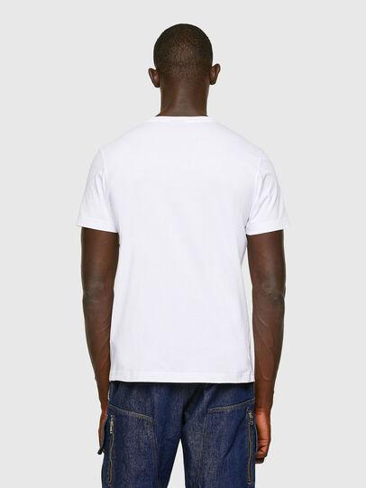 Diesel - T-DIEGOS-K16, Weiß - T-Shirts - Image 3