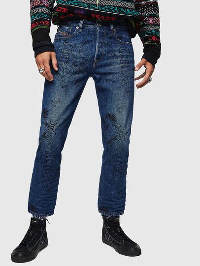 Diesel - Mharky 0078S, Mittelblau - Jeans - Image 1