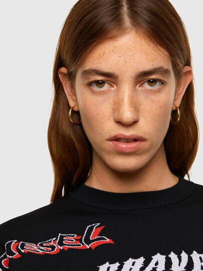Diesel - M-MALI, Black - Knitwear - Image 3