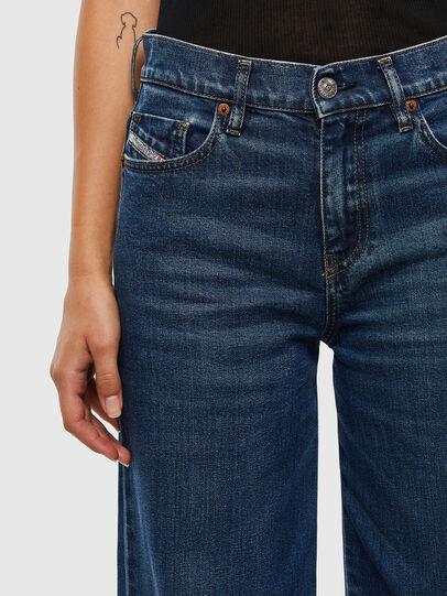 Diesel - D-Akemi 009KE, Blu medio - Jeans - Image 4
