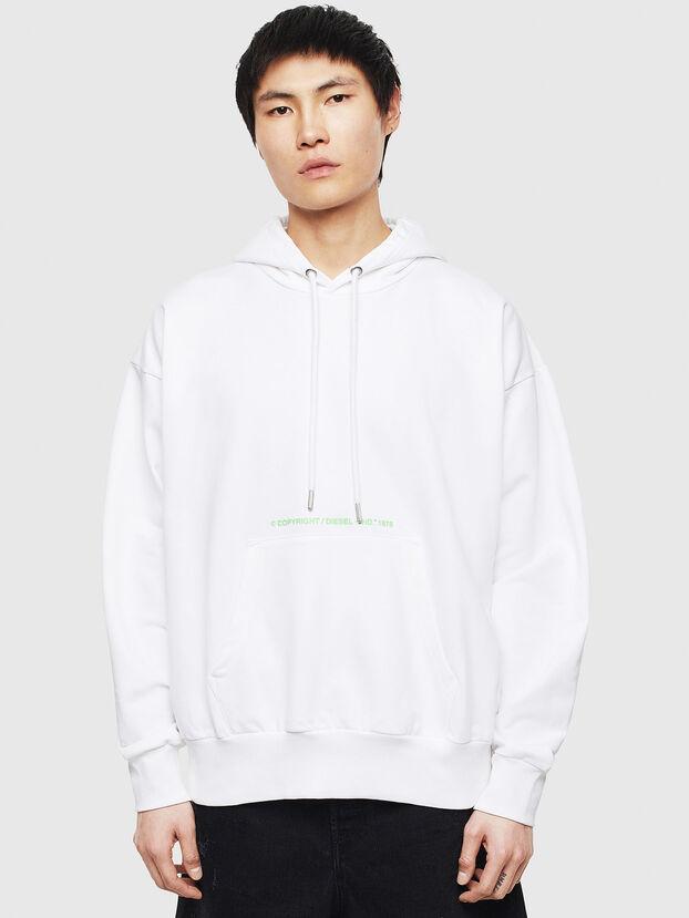 S-ALBY-S2, Weiß - Sweatshirts