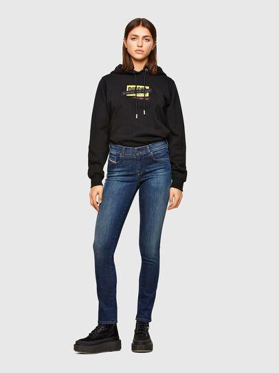 Diesel - Sandy 009HL, Bleu Foncé - Jeans - Image 5