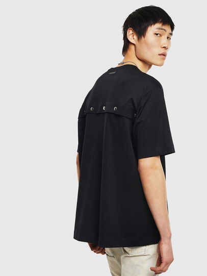 Diesel - T-TIGE, Schwarz - T-Shirts - Image 2