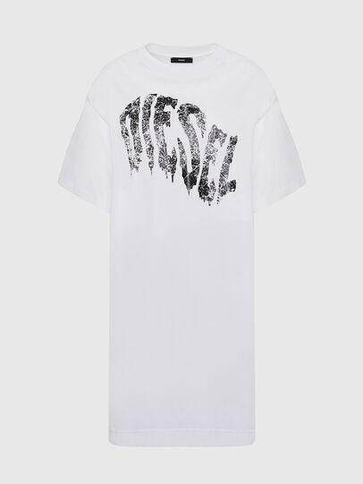 Diesel - D-BOWLY, White - Dresses - Image 1