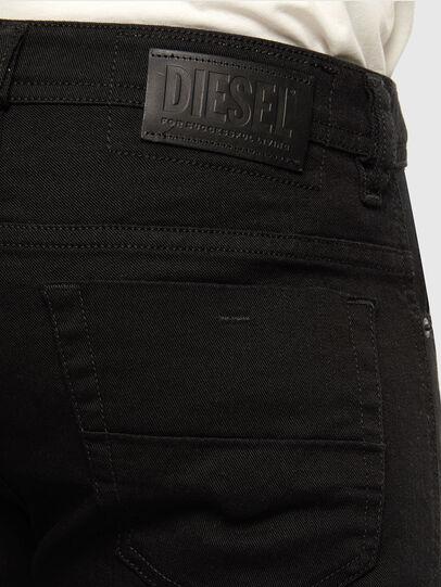 Diesel - Thommer 0688H, Noir/Gris foncé - Jeans - Image 5