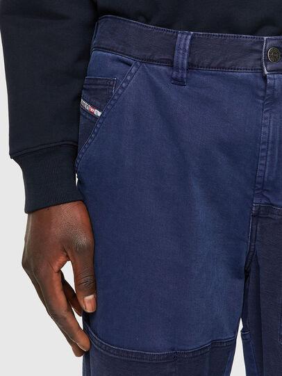 Diesel - D-Azerr 0GCAP, Bleu - Jeans - Image 4