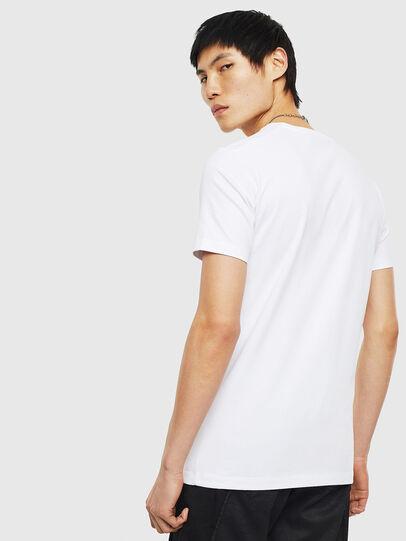 Diesel - T-TYRITE, Weiß - T-Shirts - Image 2