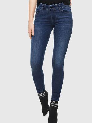 Slandy 0890K, Dunkelblau - Jeans