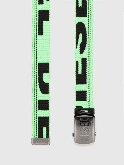 Diesel - BOXXY, Vert Fluo - Ceintures - Image 3