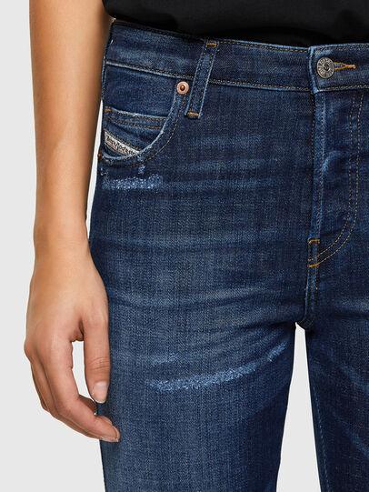 Diesel - Babhila 009PP, Bleu Foncé - Jeans - Image 3