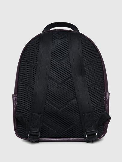 Diesel - F-BOLD BACK FL II, Dark Violet - Backpacks - Image 2