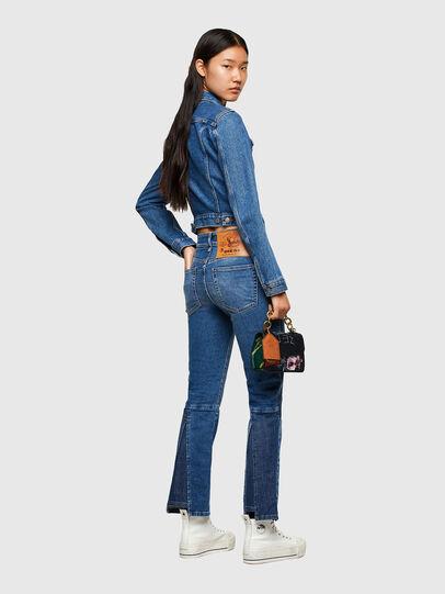Diesel - D-Earlie 009NP, Blu medio - Jeans - Image 6