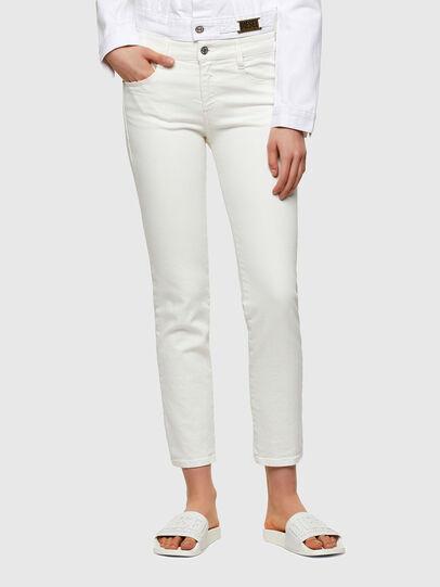 Diesel - D-Rifty 009VU, Blanc - Jeans - Image 1