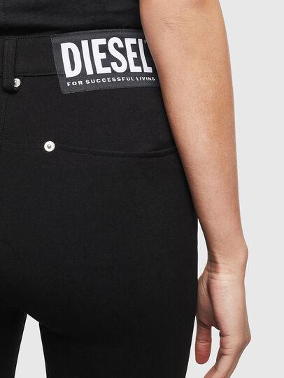 Diesel - P-GLASSY, Schwarz - Hosen - Image 4