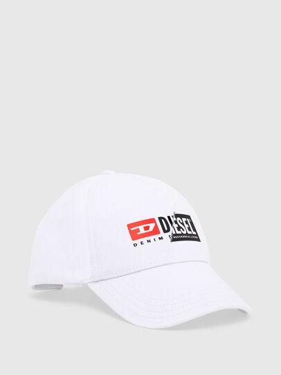 Diesel - CAP-CUTY, Bianco - Cappelli - Image 1