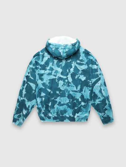 Diesel - PR-SW03, Blau - Sweatshirts - Image 2