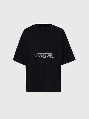 T-BALL-X1, Schwarz - T-Shirts