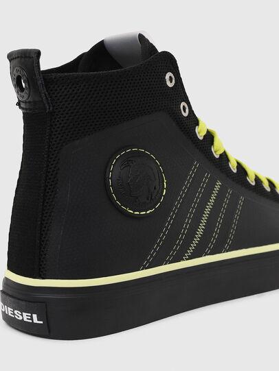 Diesel - S-ASTICO MC H, Schwarz/Gelb - Sneakers - Image 5