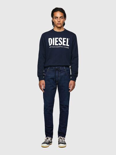 Diesel - Krooley JoggJeans® Z69VI, Bleu Foncé - Jeans - Image 5