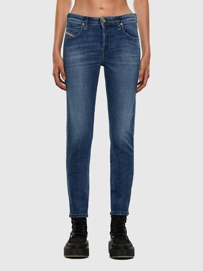 Diesel - Babhila 0098Z, Mittelblau - Jeans - Image 1