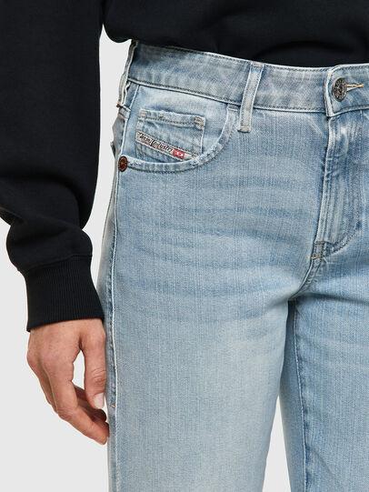 Diesel - D-Joy 009TY, Bleu Clair - Jeans - Image 4